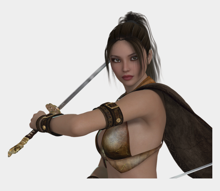 warrior woman clipart, Cartoons - Woman, Warrior, Elegant, Beauty, Determined, Heroine - ワンダー ウーマン アマゾン 族