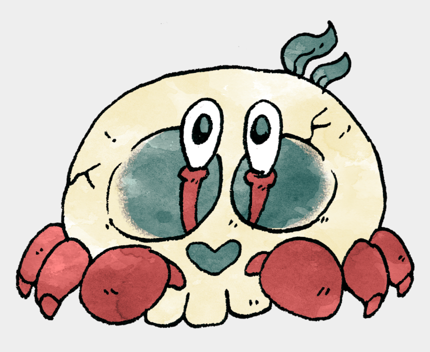 hermit crab shell clipart, Cartoons - These Crustaceans Are Happiest When They're Inside