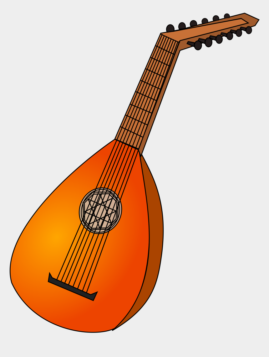 musical instruments clipart, Cartoons - File Lute Svg Wikimedia Commons Open Ⓒ - Lute Clipart