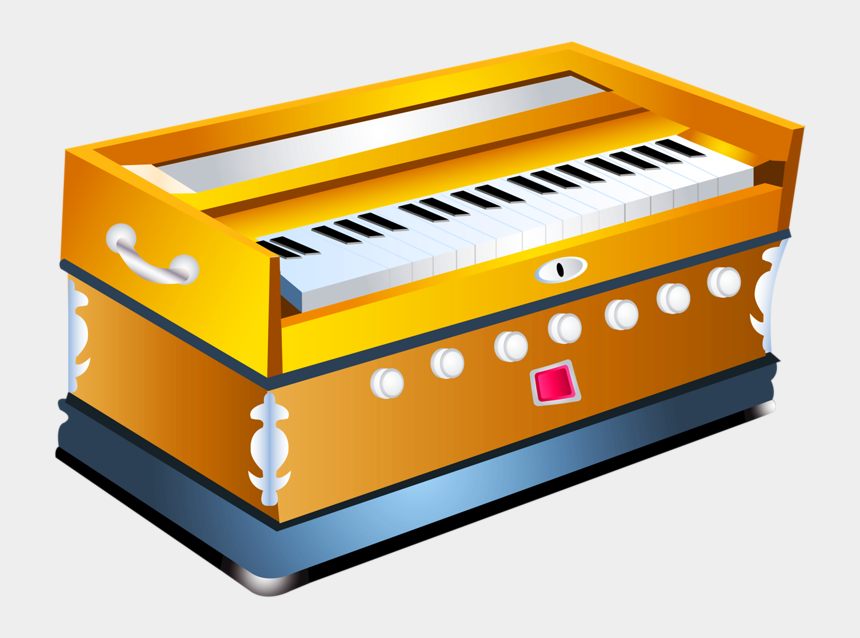 musical instruments clipart, Cartoons - Indian Music Instruments Clipart , Png Download - Music Keyboard Free Download