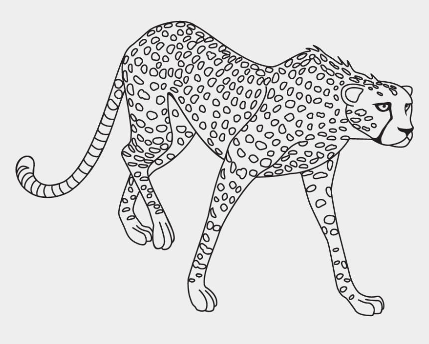 jaguar clipart, Cartoons - Jaguar Png Clipart - Jaguar Clipart Black And White