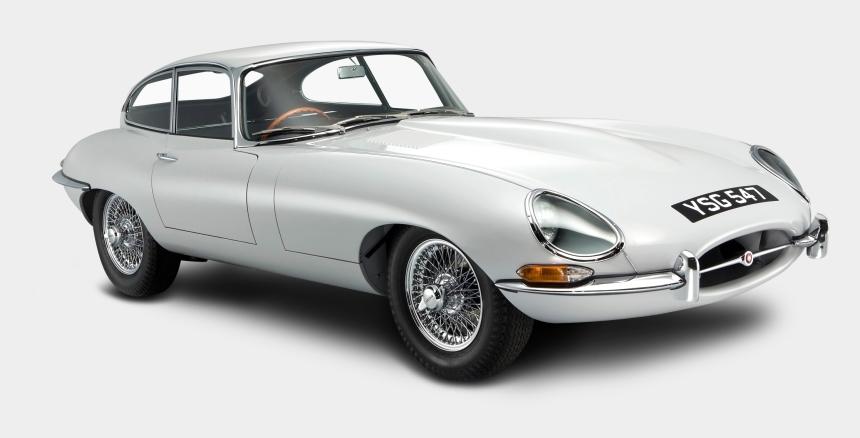 jaguar clipart, Cartoons - Jaguar E Type Coupe Car - Jaguar E Type Zero Png