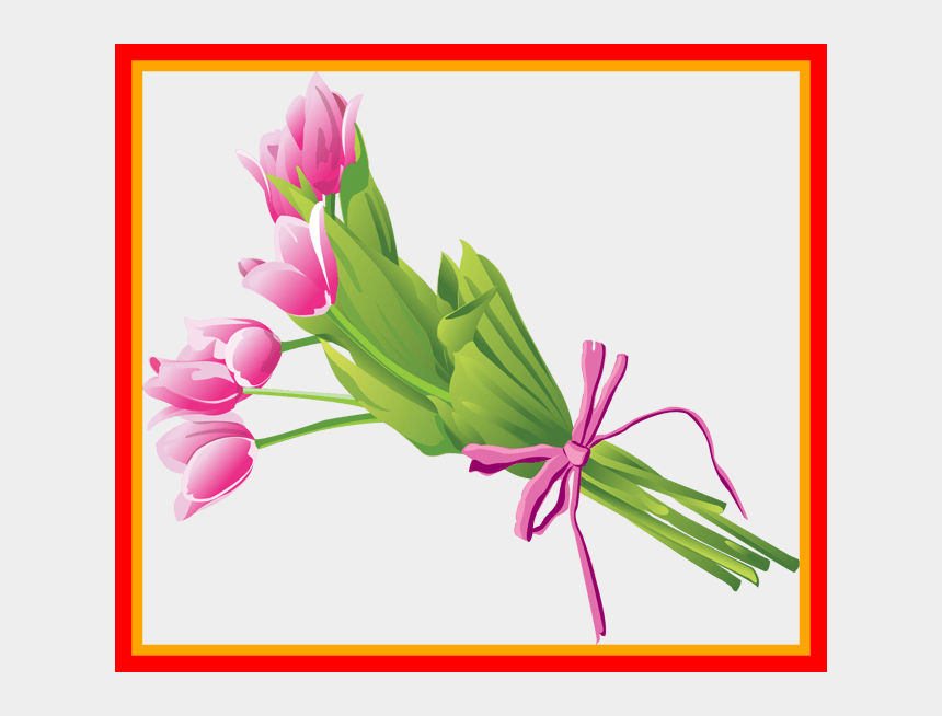 flowers clipart, Cartoons - Fascinating Of Bouquet Flowers Clip Art Pic For Clipart - Flower Bunch Clipart Png
