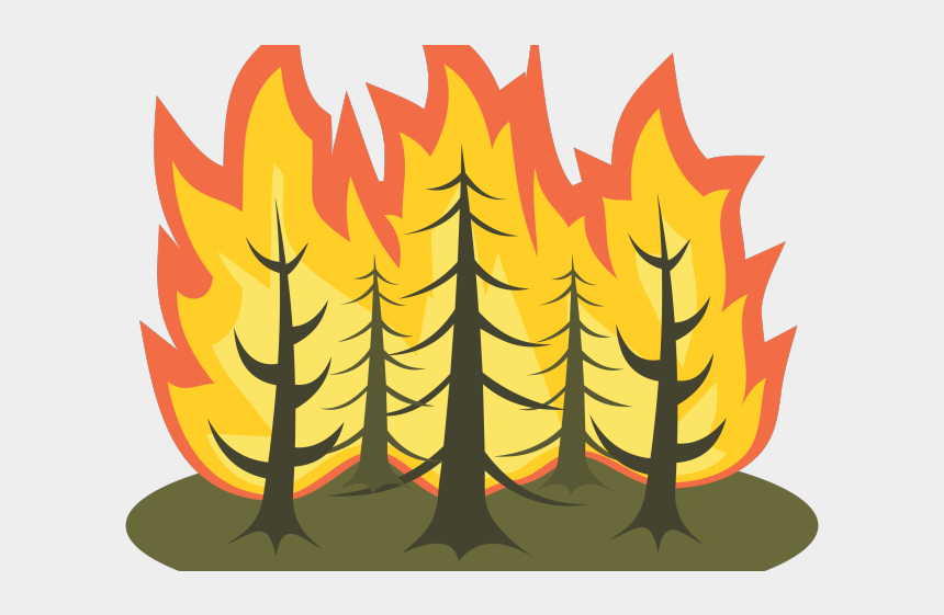 fire clipart, Cartoons - Forest Fire Clipart - Forest Fires Clipart