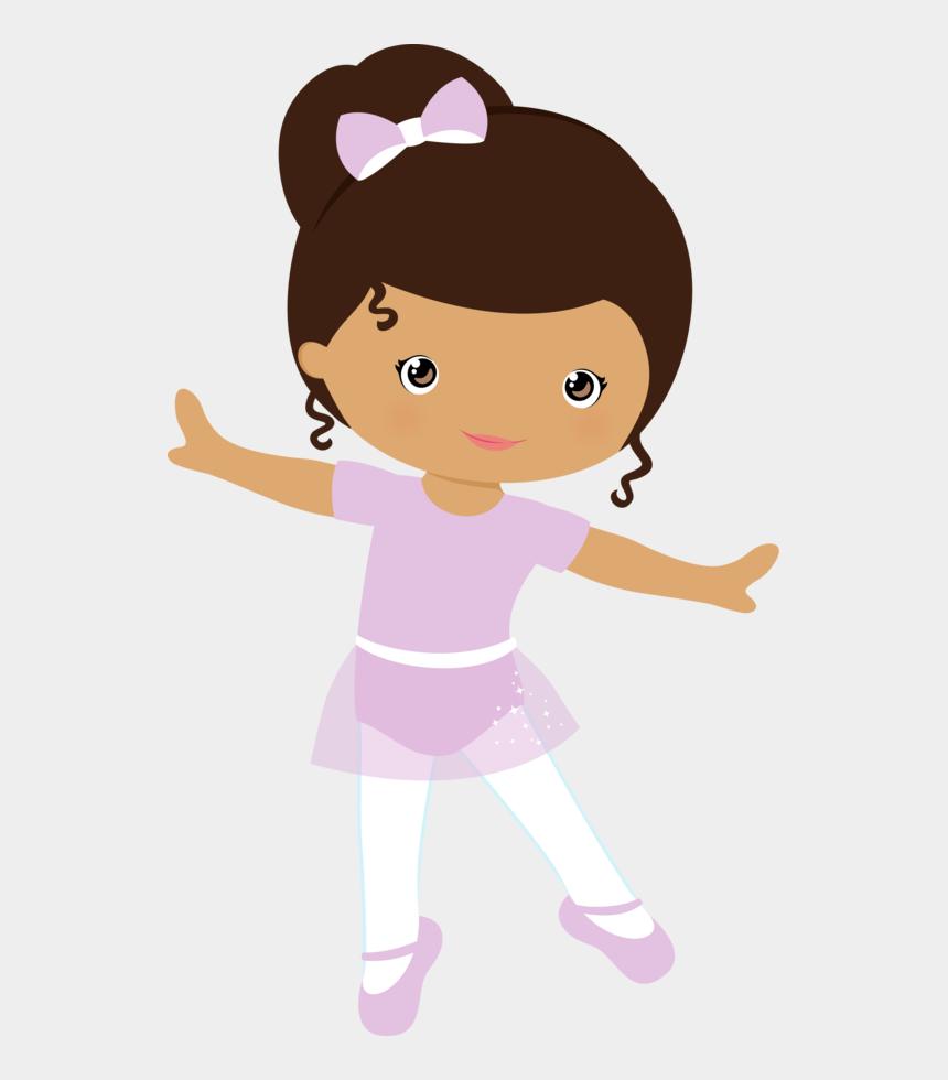 girl clipart, Cartoons - Ballet & Books - Dancing Girl Clipart Png