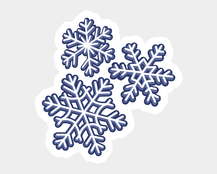 snowflake clipart, Cartoons - Sparkly Snowflake Clipart - Copos De Nieve Navidad Png