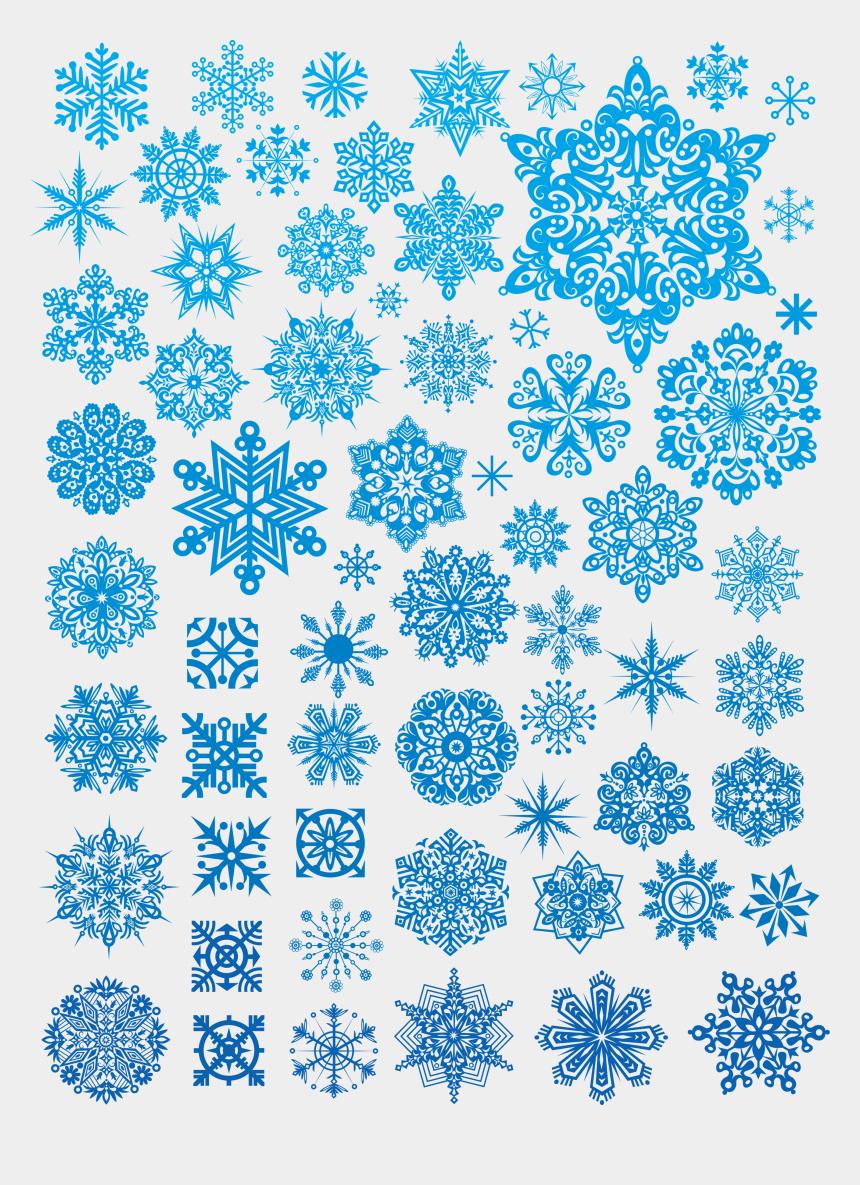 snowflake clipart, Cartoons - Snowflakes Png Image - Tattoo Copos De Nieve