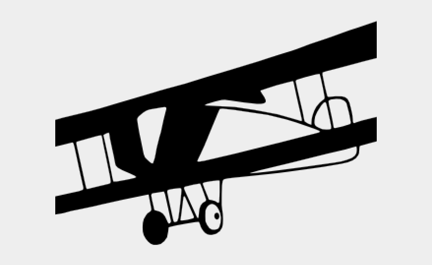 airplane clipart, Cartoons - Aircraft Clipart - Transparent Background Vintage Airplane Clipart