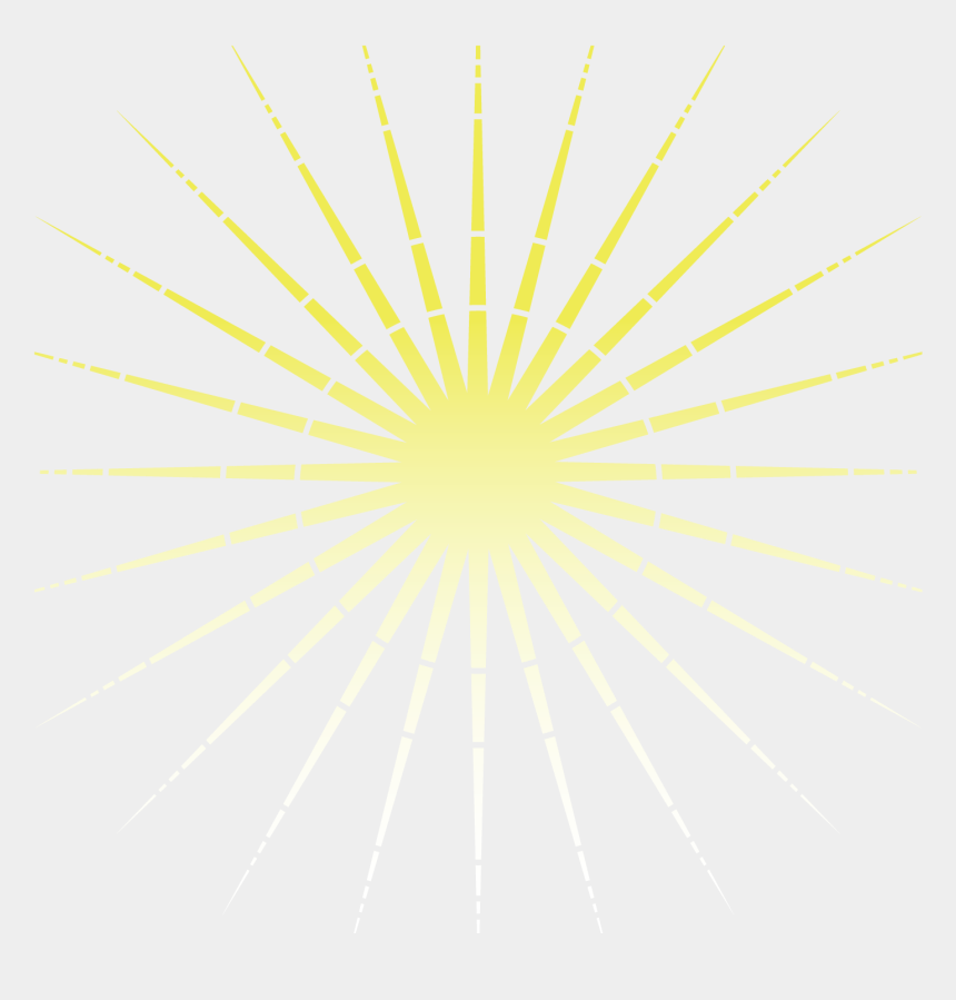 sun clipart, Cartoons - Rays Gold Light Yellow Facula Vector Sun Clipart - Dr Babasaheb Ambedkar Colour