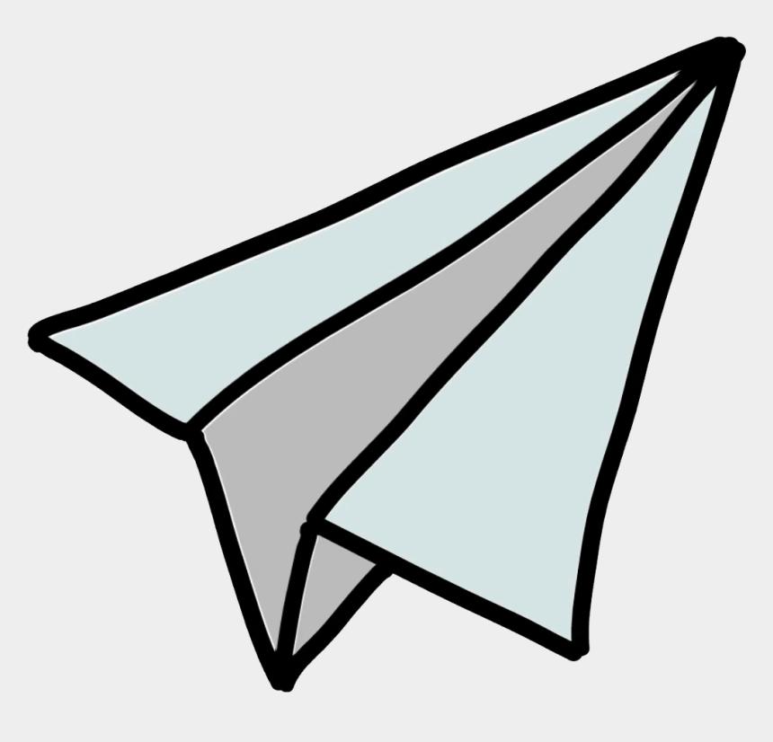 airplane clipart, Cartoons - Airplane Clipart White Paper - Paper Airplane Clipart Png
