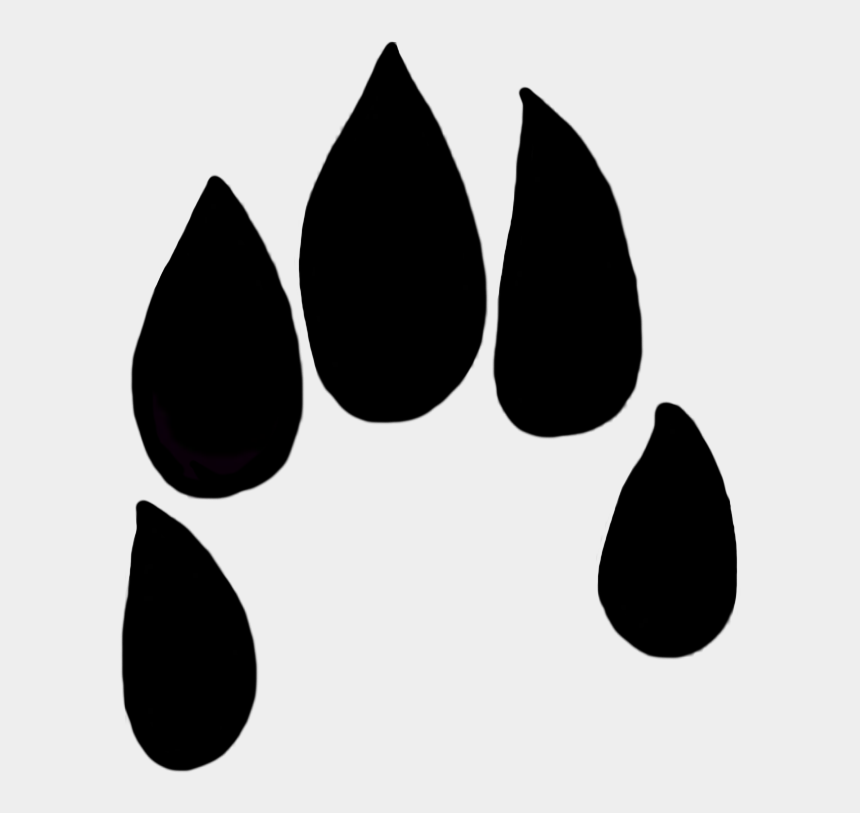 Animal Clipart Rabbit Paw Print Png Cliparts Cartoons Jing Fm Find images of paw print. jing fm
