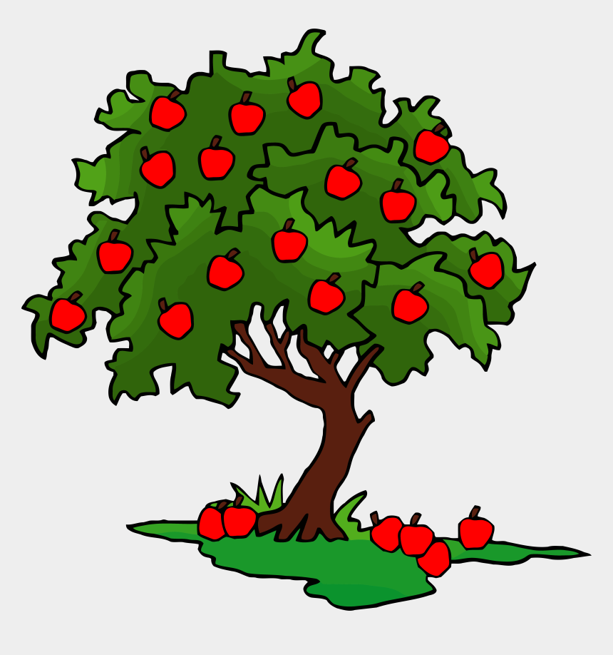 tree clipart, Cartoons - Trees Clipart Free Free Clipart Images - Apple Trees Clipart