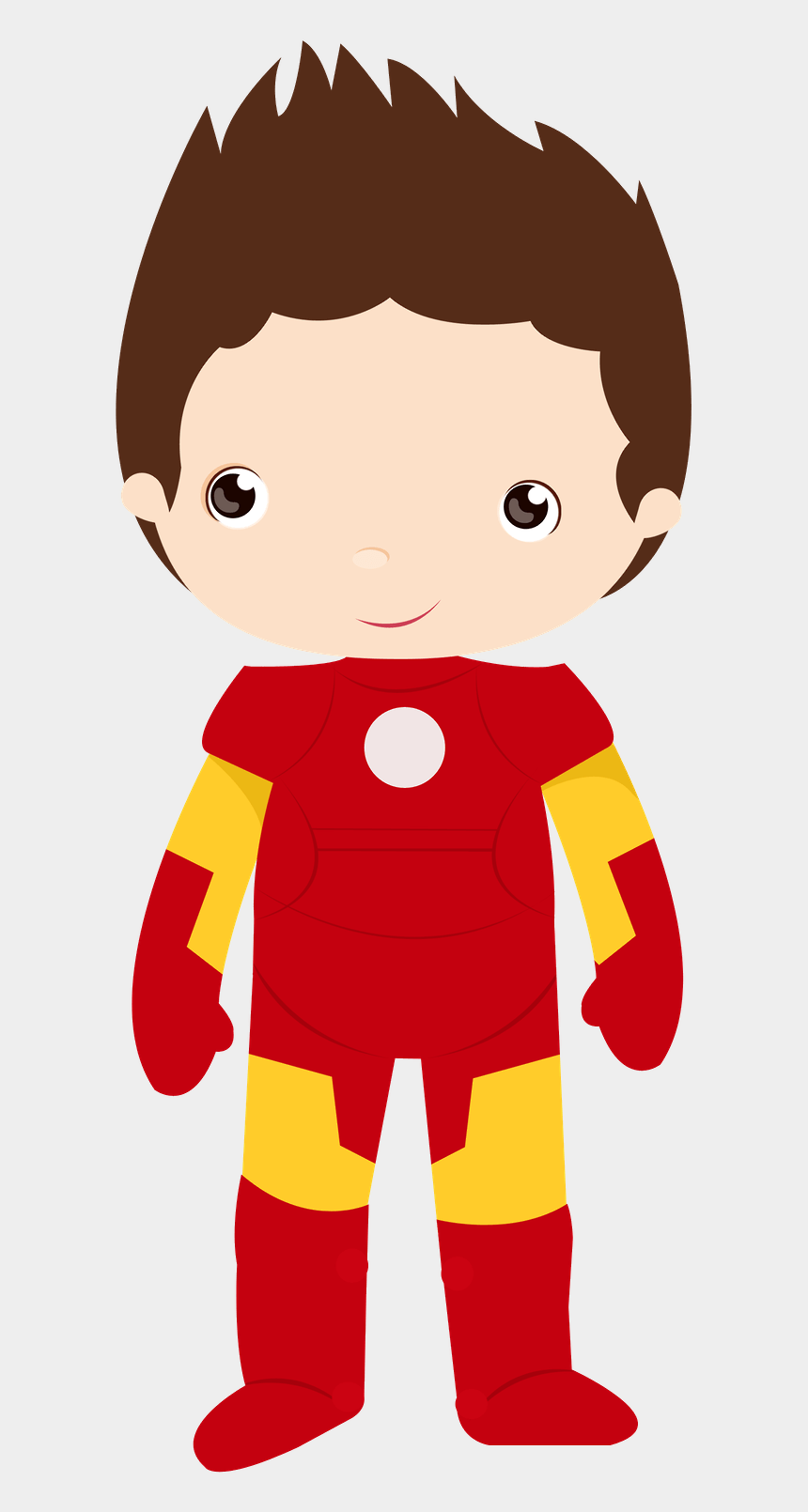 clipart.com, Cartoons - Cute Avengers Clipart - Superhero Iron Man Clipart