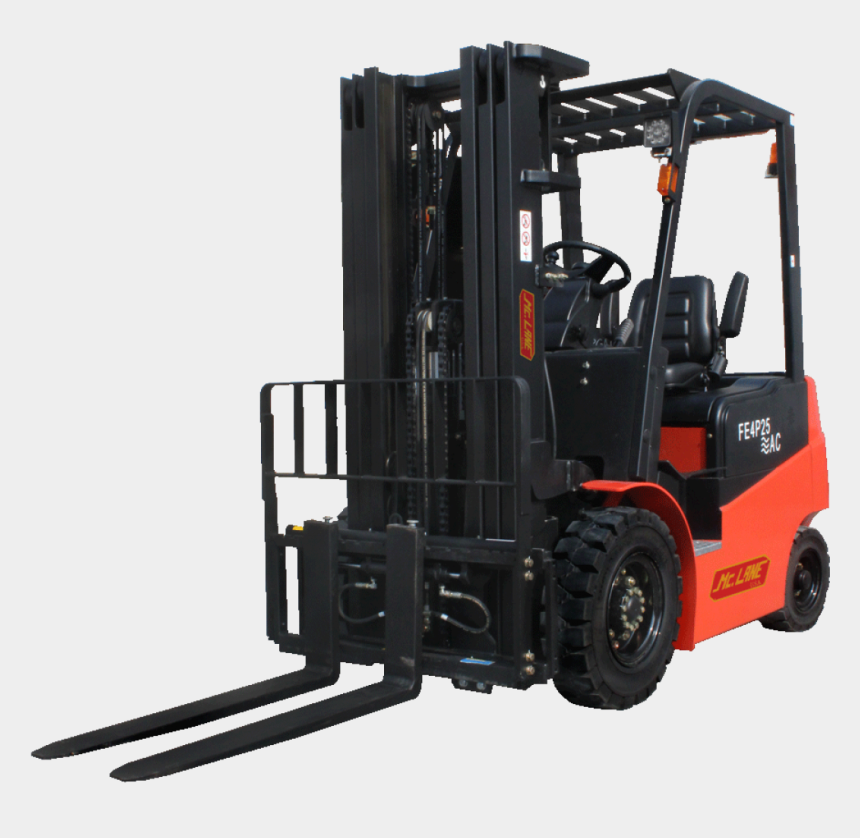 18 wheeler truck clipart, Cartoons - Montacargas Png - Counterbalance Truck - Byd Forklift Charger