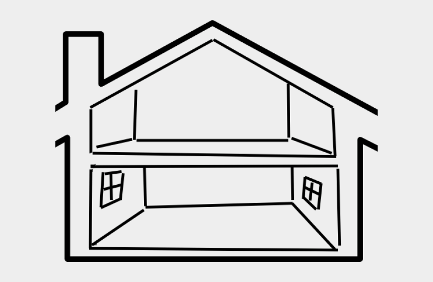 Interior Designs Clipart House Sketch House Inside Clipart