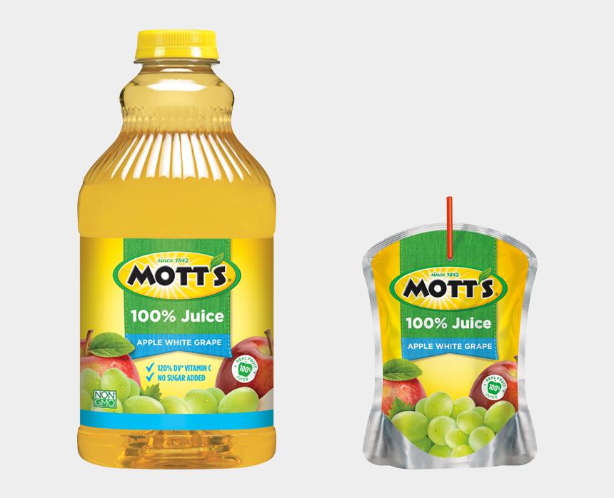 orange juice carton clipart, Cartoons - Mott's® 100% Apple White Grape Juice - Motts Apple Juice