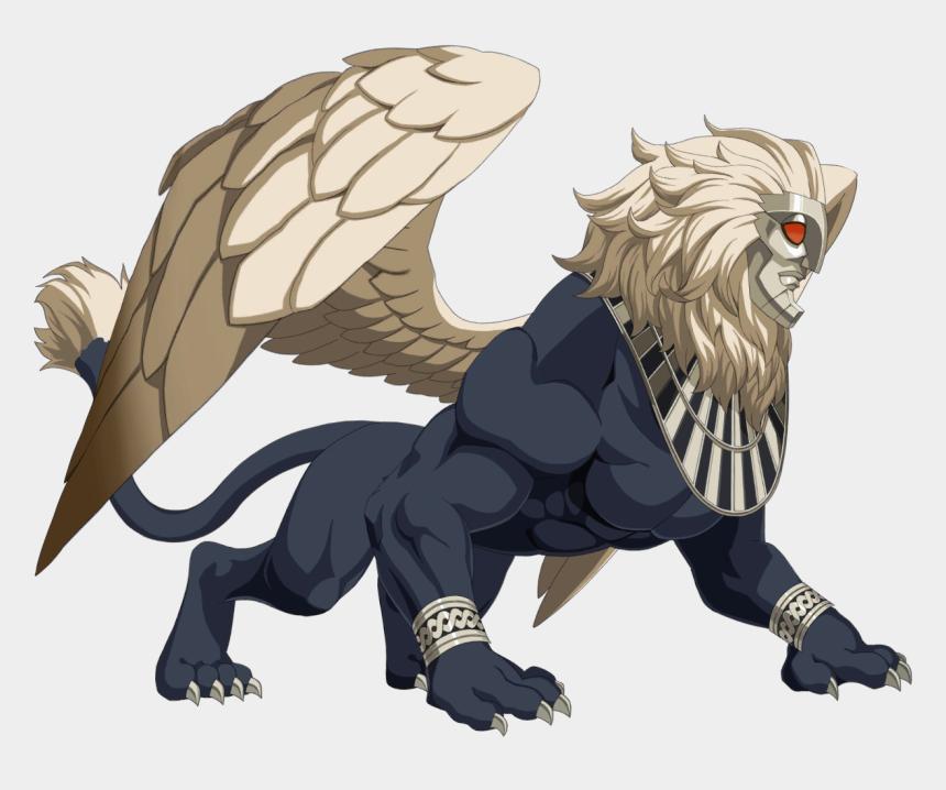 the great sphinx clipart, Cartoons - Khafre Sphinx - Illustration