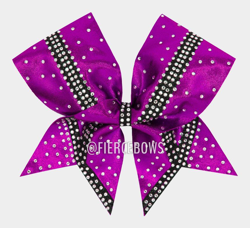 pink polka dot bow clipart, Cartoons - Pink Ribbon Bow Png - Polka Dot