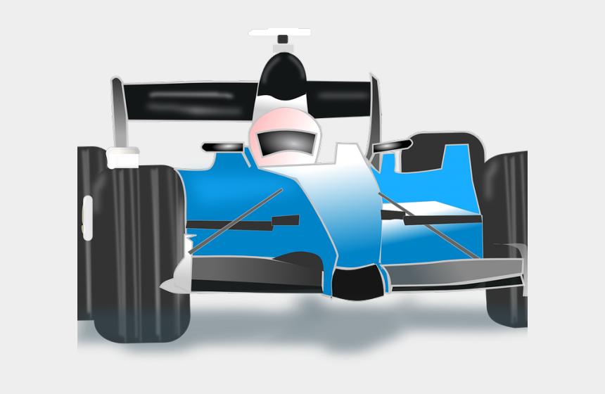racing tires clipart, Cartoons - Formula 1 Clipart Blue - Race Car Clip Art