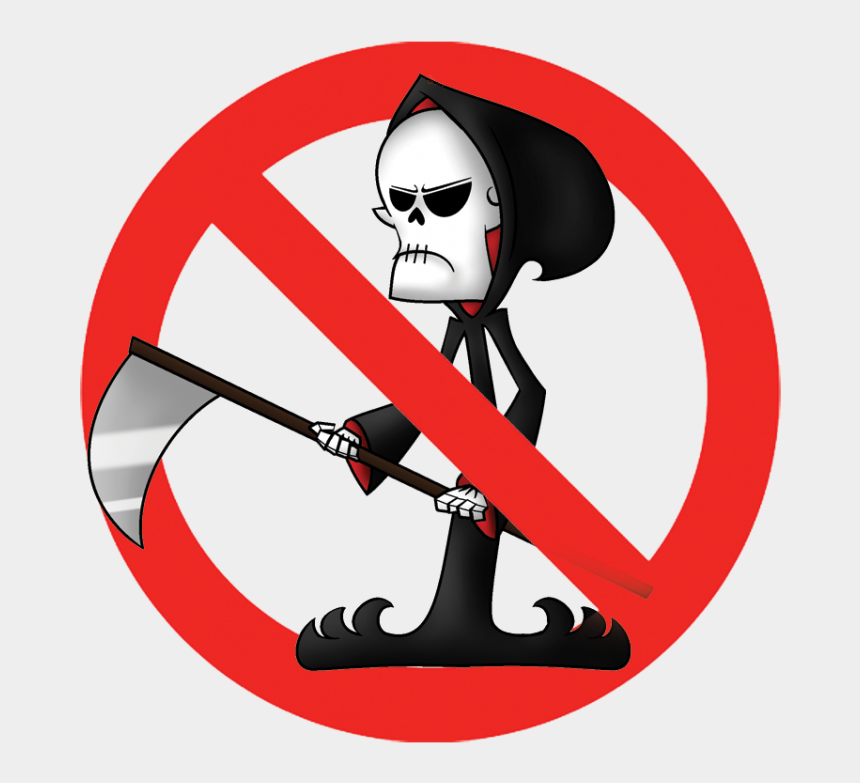 i love london clipart, Cartoons - Did You Know - Grim Reaper Cartoon Png