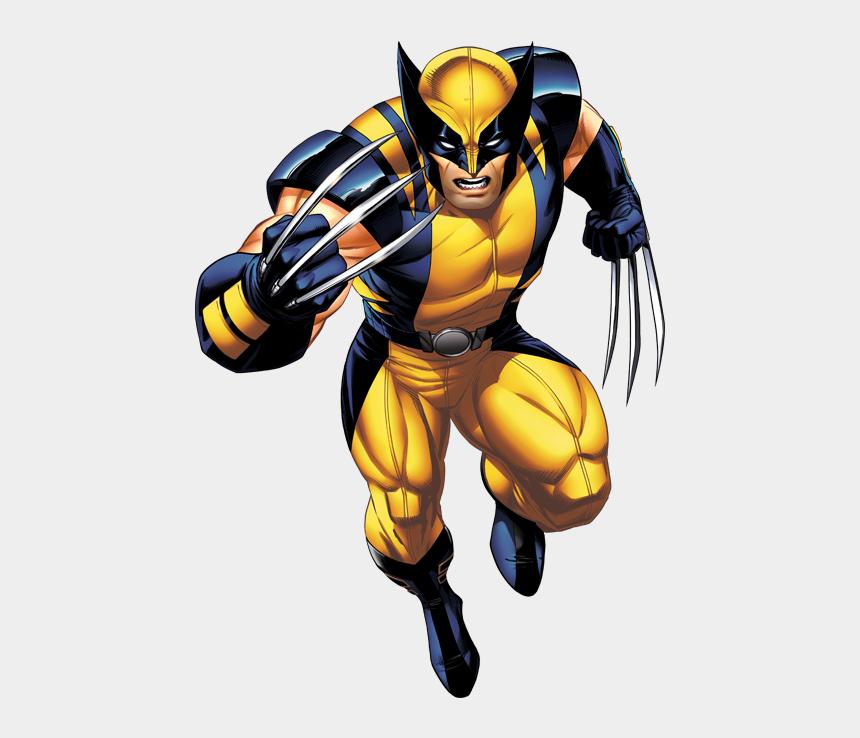 wolverine cartoon clipart, Cartoons - Wolverine Wolverine Png - Marvel Wolverine