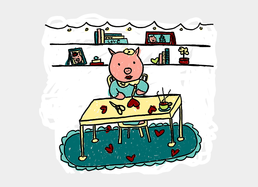 child playing piano clipart, Cartoons - Confidence Creates Change - Cartoon