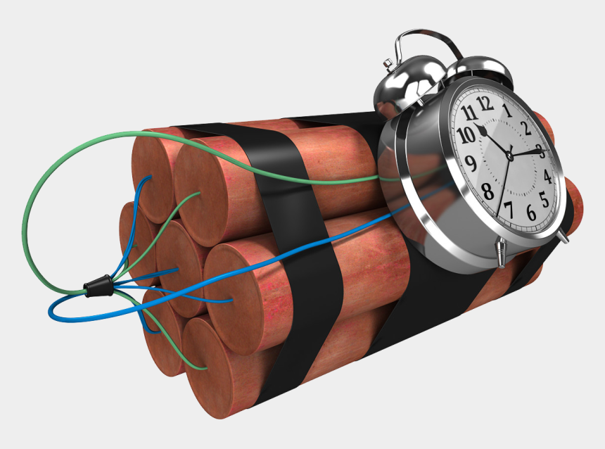 time bomb clipart, Cartoons - Time Bomb Png - Бомба Пнг