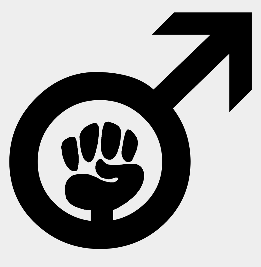 female sign clipart, Cartoons - Male Liberation Symbol - Woman Symbol