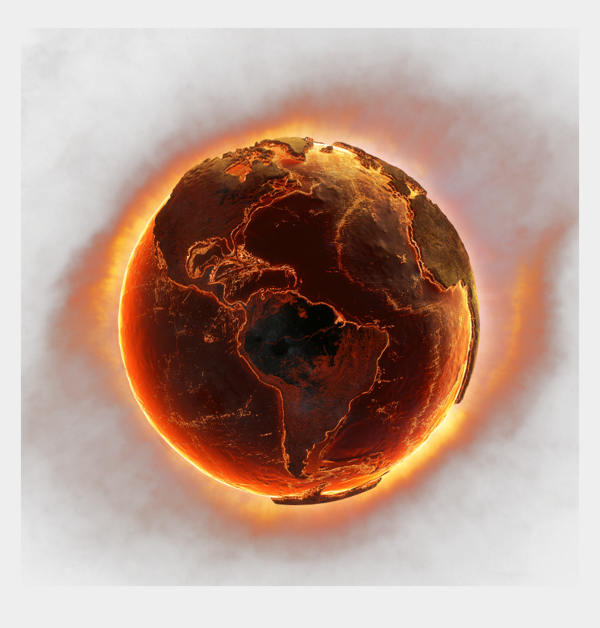 earth on fire clipart, Cartoons - Earth's Location In The Universe Flame Solar System