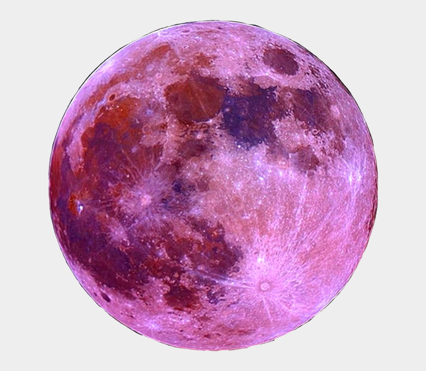 pink floyd clipart, Cartoons - Pink Moon Png - Full Moon