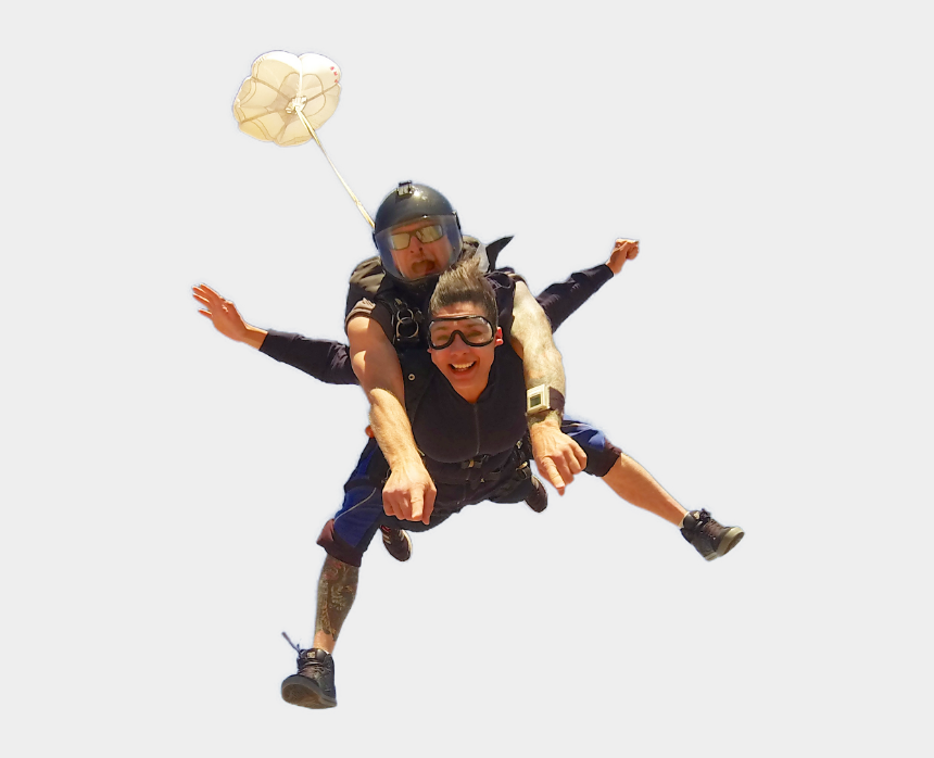 parachute clipart png, Cartoons - The Bay Area's First Choice For Skydiving For Over - Extreme Sport