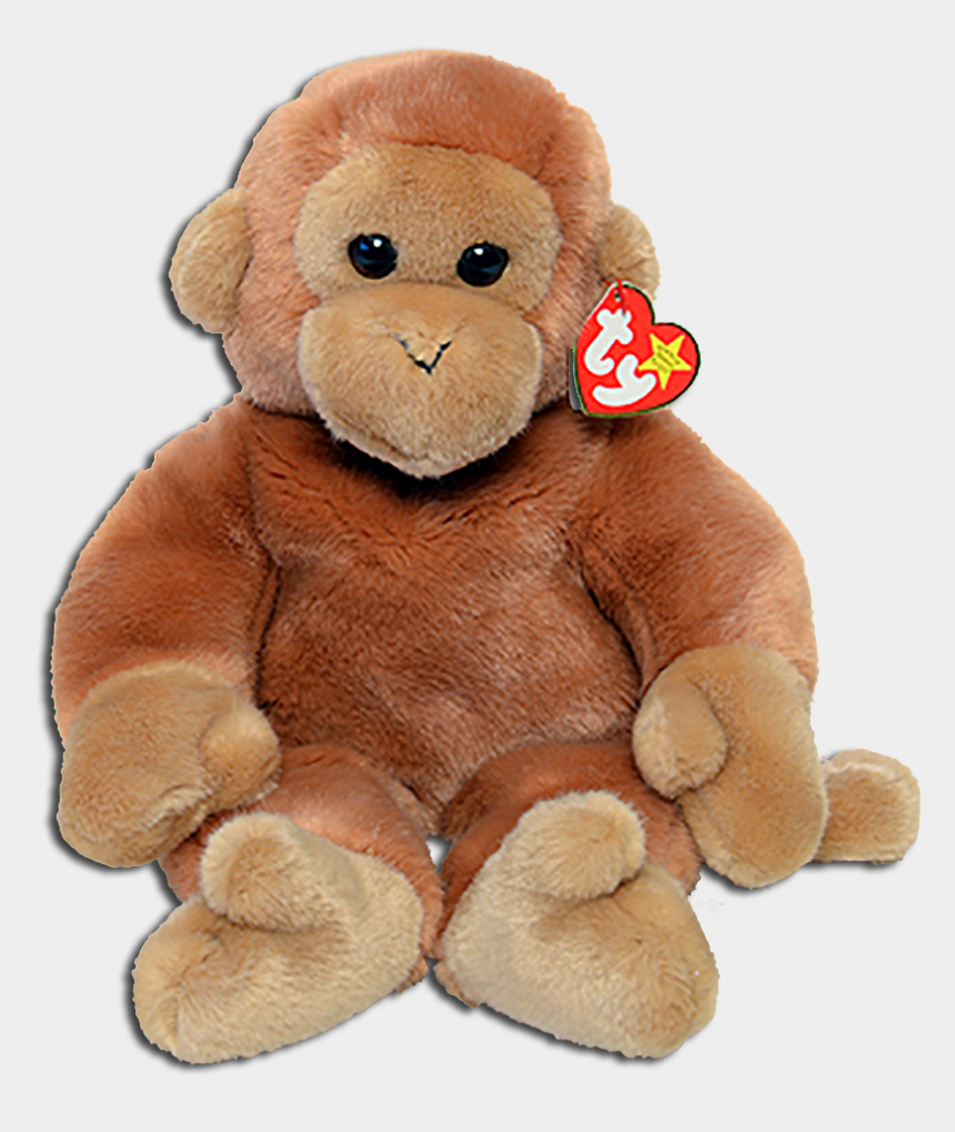 child with stuffed animal clipart, Cartoons - A Ty Collection Of The Original Ty Attic Treasures, - Beanie Baby