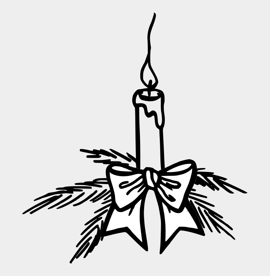 candle flame clipart black and white, Cartoons - Candle Computer Icons Flame Line Art Leaf