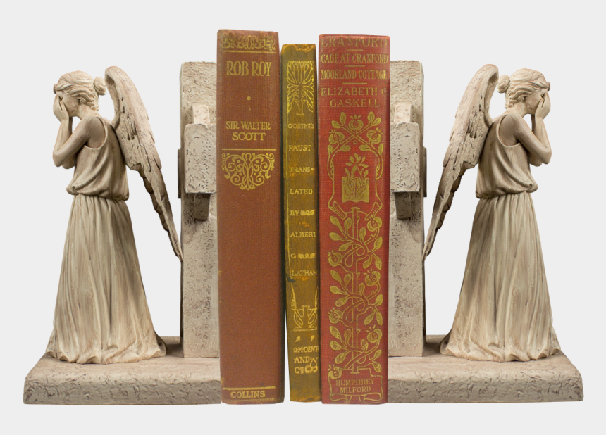 weeping angel clipart, Cartoons - Weeping Angel Bookends By Ikon Collectables - Doctor Who Weeping Angels Bookends