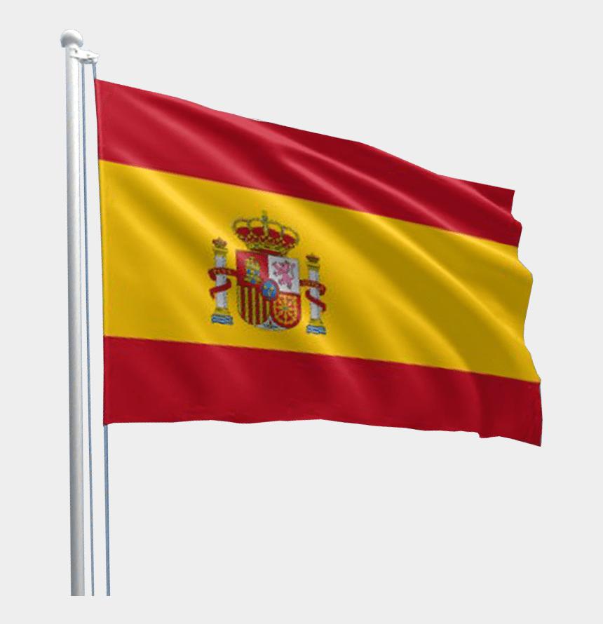 aqueduct clipart, Cartoons - Spain Flag Symbol - Spain Flag On Pole