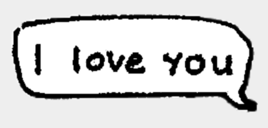 text message clipart black and white, Cartoons - #black #white #text #message #textmessage #bubblewords - Calligraphy