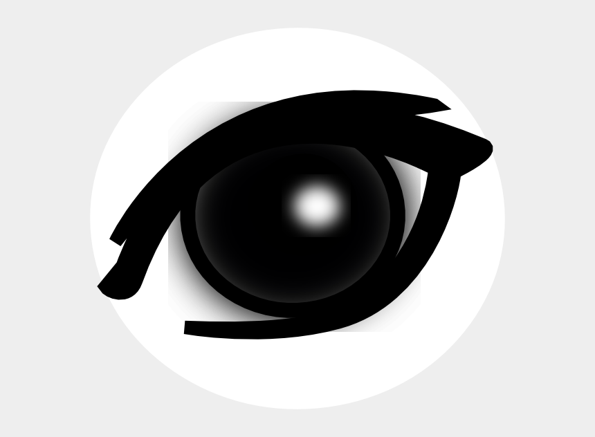 eye side view clipart, Cartoons - Clip Art Side Of Eye