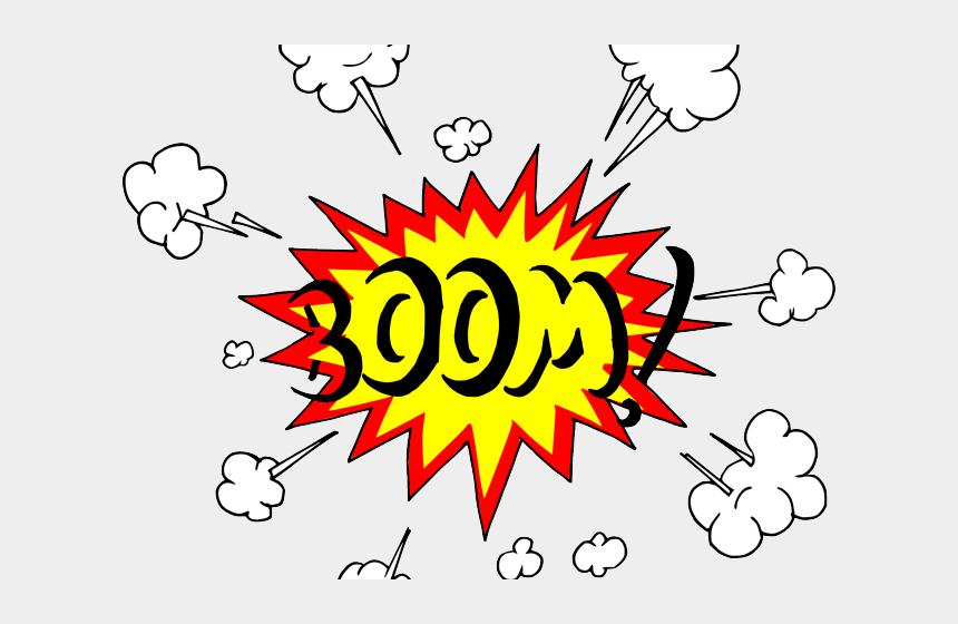 escuchar clipart, Cartoons - Drawn Explosion Boom - Boom Contact Explosion Transparent