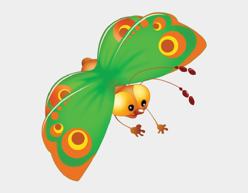 oruga clipart, Cartoons - Baby Butterfly Cartoon Clip Art Pictures - Butterfly Png Cartoon Img