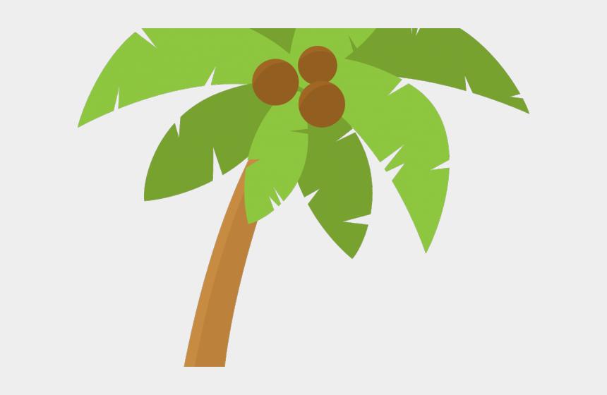Palm Tree Clipart Luau Folha De Coqueiro Desenho Png Cliparts