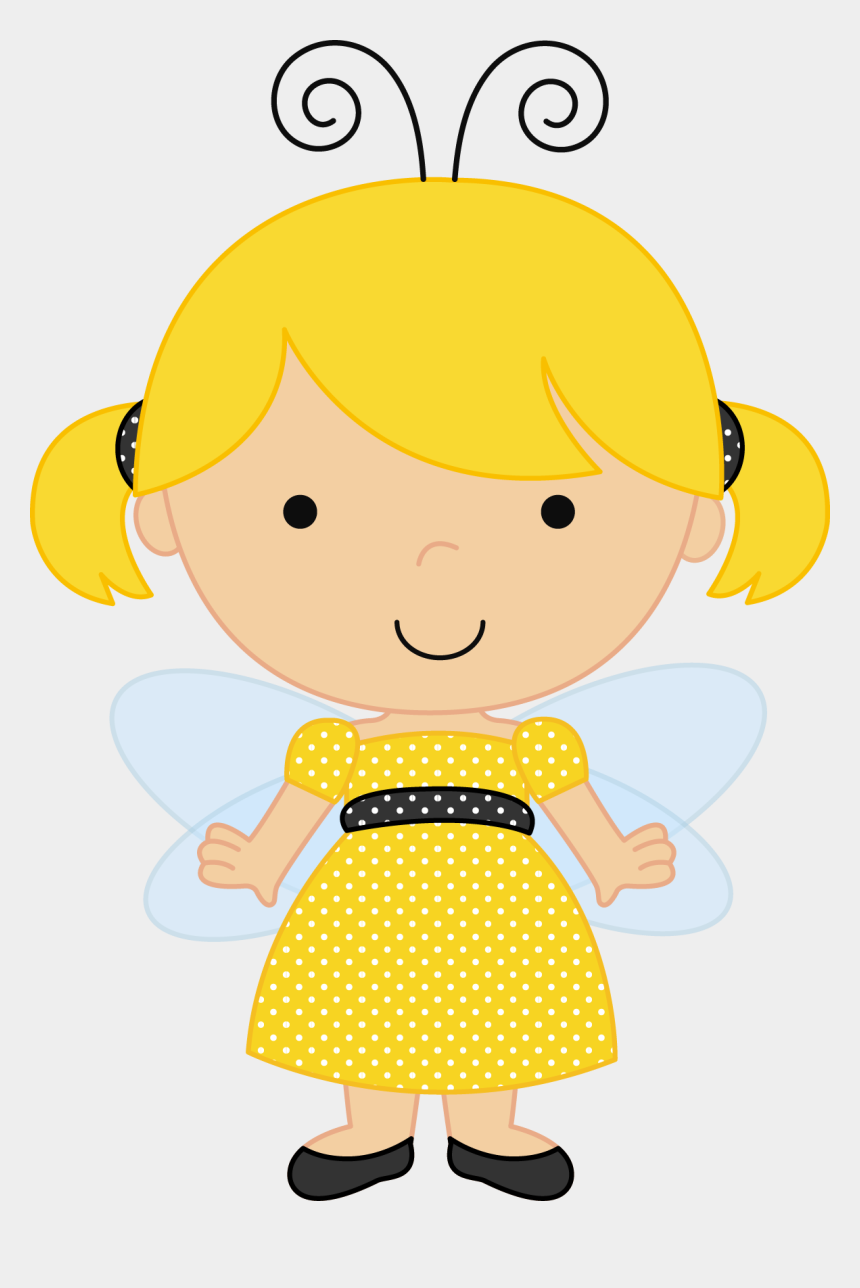 yellow paint clipart, Cartoons - Bonecas Os Meninas Chibi Vector Pinterest Fairy Ⓒ - Bonequinha Com Abelhinha Png