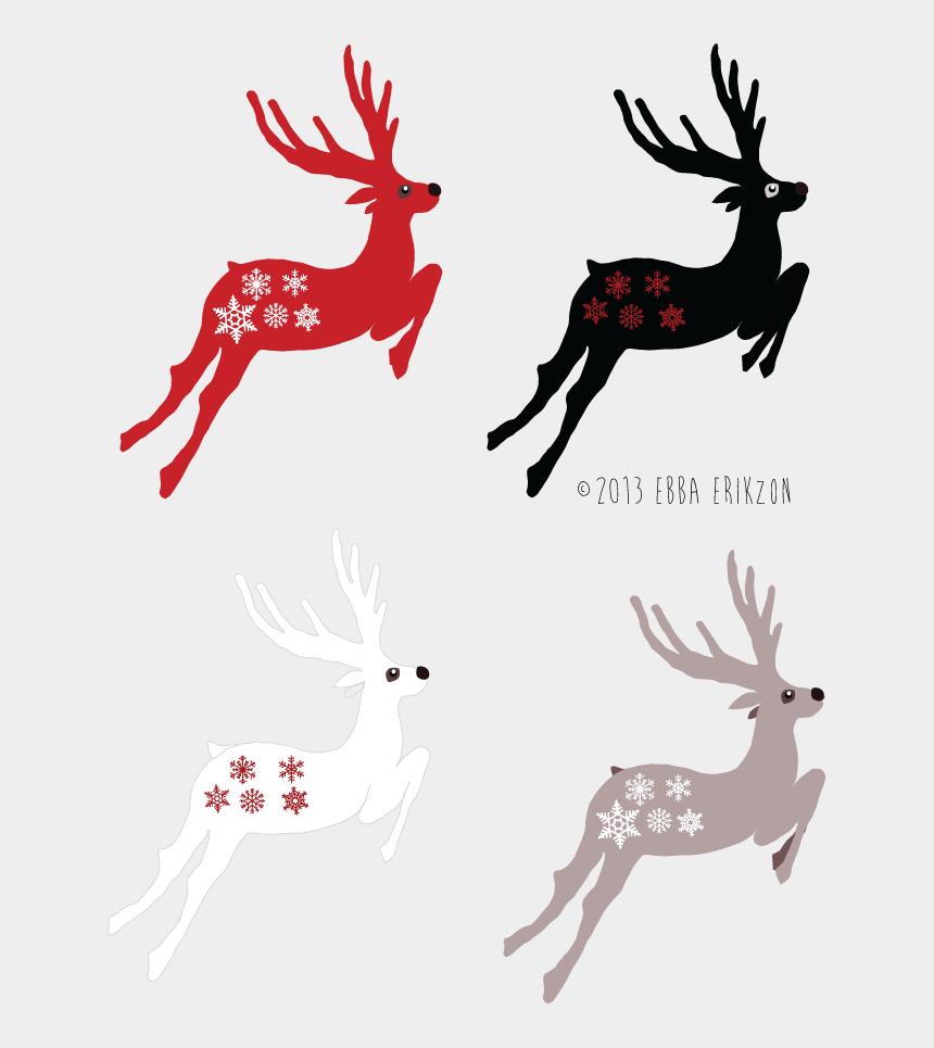 Christmas Illustrations Png.Vintage Deer Illustrations Archives Vintage Christmas