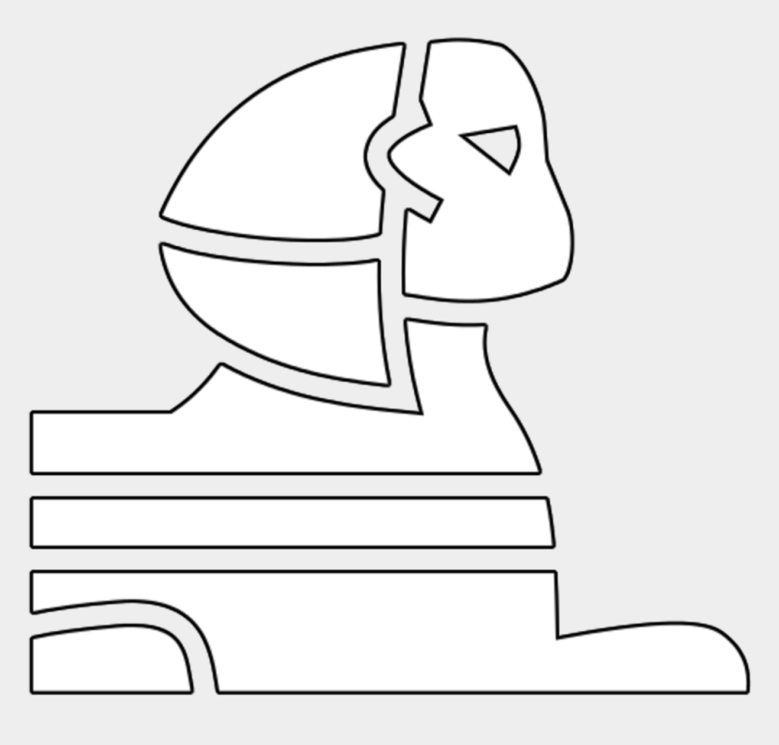 sphinx egypt clipart, Cartoons - Editor - Ancient Egypt Icon