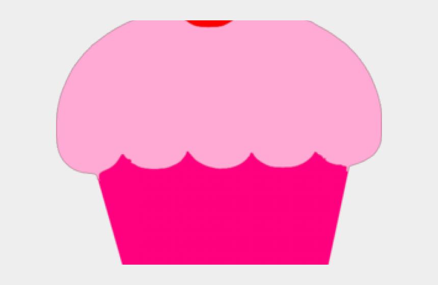 vanilla cupcake clipart, Cartoons - Clip Art