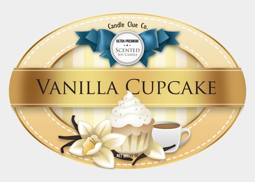 vanilla cupcake clipart, Cartoons - Vanilla Cupcake Soy Candle Sarasota Clue Hunt Unique - Gardenia