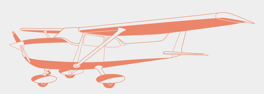 cessna 172 clipart, Cartoons - Learn To Fly Our Cessna 172 Aircraft - Light Aircraft
