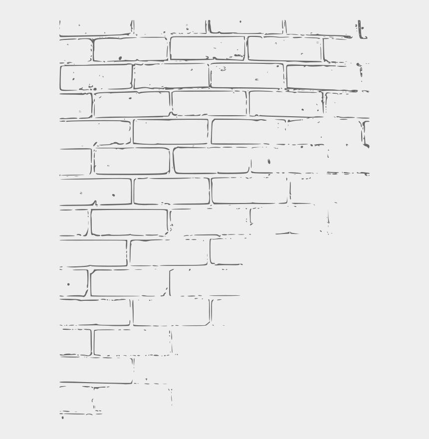 graffiti brick wall clipart, Cartoons - Wall Of Cartoon Brick -drawn Icon - Brick Wall Drawing