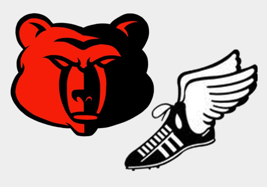 track and field clipart shoe, Cartoons - Katy Elite Bears Sponsors - Clipart Track And Field Shoes