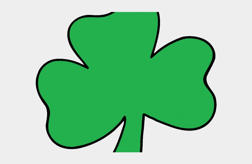 three leaf clover clipart, Cartoons - Shamrock Clipart Melonheadz - St Patricks Day Fitness