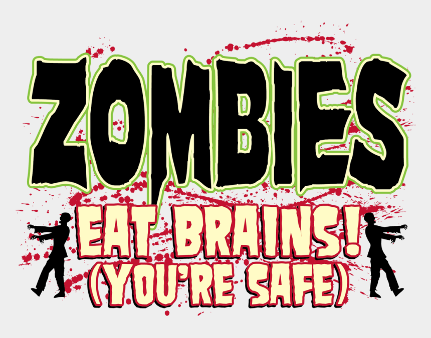 zombie brains clipart, Cartoons - Is This Your First Heart - Poster